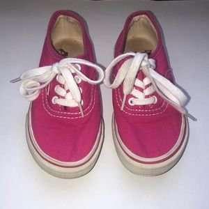 Girls Pink Levi's Shoes